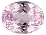 Kunzite 11.59ct 16x12mm Oval Trtd Mined: Afghanistan/Cut: india