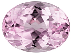 Kunzite 11.82ct 16.3x12.3mm Oval Trtd Mined: Afghanistan/Cut: india