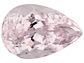 Kunzite 13.42ct 18x12mm Pear Trtd Mined: Afghanistan/Cut: india