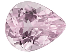 Kunzite 12x10mm Pear Shape 4.85ct