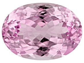 Kunzite 15.33ct 18x13mm Oval Trtd Mined: Afghanistan/Cut: india