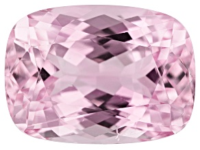 Kunzite 8.50ct 14x10mm Rec Cush Trtd Mined: Afghanistan/Cut: india