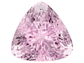 Kunzite 20.04ct 17mm Triangle Trtd Mined: Afghanistan/Cut: india