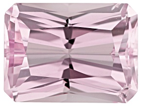 Kunzite 27.97ct 20x15mm Rec Oct Trtd Mined: Afghanistan/Cut: india