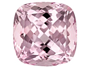 Kunzite 30.30ct 18mm Sq Cush Trtd Mined: Afghanistan/Cut: india
