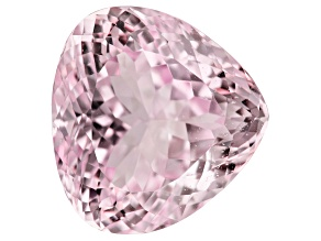 Kunzite 33.22ct 20x19mm Pear Trtd Mined: Afghanistan/Cut: india
