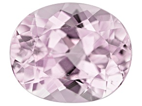 Kunzite 5.56ct 12x10mm Oval Trtd Mined: Afghanistan/Cut: india