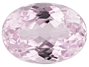 Kunzite 7.52ct 14x10mm Oval Trtd Mined: Afghanistan/Cut: india