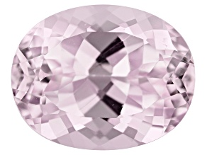 Kunzite 9.72ct 14x11.3mm Oval Trtd Mined: Afghanistan/Cut: india