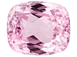 Tubular Kunzite 18.40ct 16x14mm Rec Cush Trtd Mined: Afghanistan/Cut: india