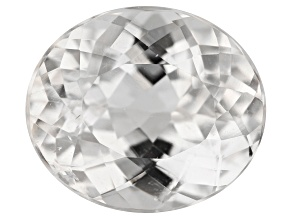 Colorless Spod 9.22ct Set Of 3: 14x12mm Oval Trtd Mined: Afghanistan/Cut: india