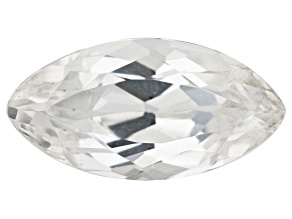 Colorless Spod 6.66ct 16x8mm Marquise Trtd Mined: Afghanistan/Cut: india