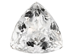 Colorless Spodumene minimum 9.20ct 13mm Trillion