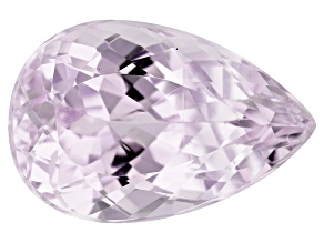 Kunzite 20x13mm Pear Shape 17.55ct