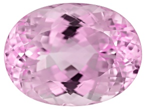 Kunzite 24.28x18.33mm Oval 47.12ct