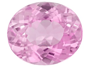 Kunzite 14x12mm Oval 9.50ct