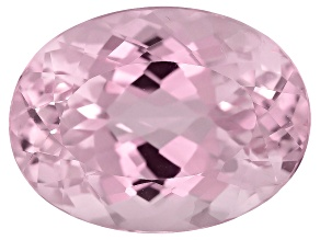 Kunzite Untreated 20x15mm Oval 22.96ct