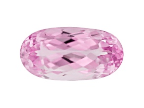 Kunzite Untreated 25.7x13.4mm Oval 33.93ct