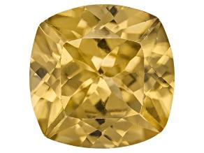 Yellow Zircon Thermochromic 6.5mm Square Cushion 1.50ct
