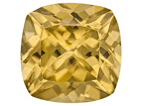 Yellow Zircon Thermochromic 7mm Square Cushion 2.00ct