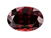 10.20ct Red Zircon 14.7x10.2mm Oval