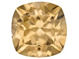 Yellow Zircon Thermochromic 6mm Square Cushion 1.00ct
