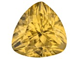 Yellow Zircon Thermochromic 7mm Trillion 1.50ct