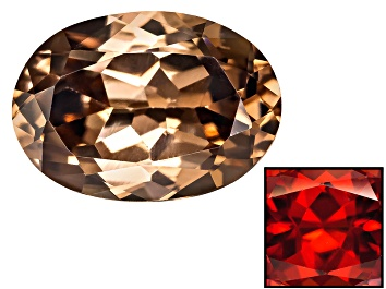 Picture of Zircon Thermochromic Oval 1.00ct