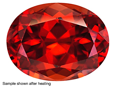 Zircon Thermochromic Oval 2.60ct