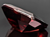 Red Zircon 11x9mm Rectangular Cushion Minimum 4.50ct