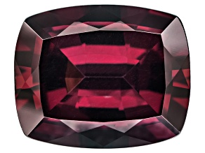 Red Zircon 12x10mm Rectangular Cushion Minimum 6.70ct