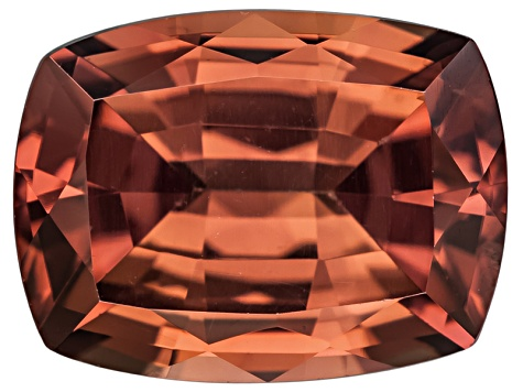 Pomegranate Red Zircon 8x6mm Rectangular Cushion Minimum 1.75ct