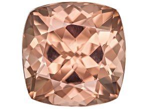Prima Rosa Zircon 11mm Square Cushion Mixed Cut 8.25ct