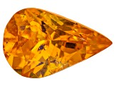 Garnet Spessartite 8x5mm Pear Shape .75ct