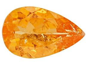 Garnet Spessartite 8x5mm Pear Shape 1.00ct