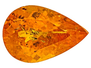 Garnet Spessartite 11x8mm Pear Shape 3.67ct