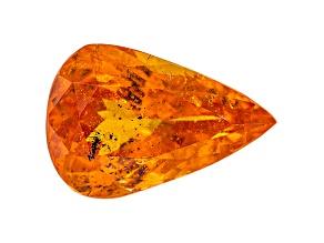 Garnet Spessartite 13x8.5mm Pear Shape 4.71ct