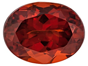 Garnet Spessartite 9x7mm Oval 2.50ct