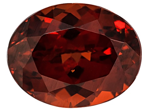 Garnet Spessartite 9.5x7.5mm Oval 3.50ct