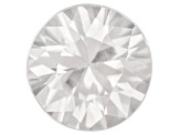 White Zircon 6mm Round 1.00ct Minimum