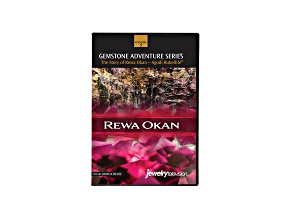 Gemstone Adventure Series The Story Of Rewa Okan - Agodi Rubellite