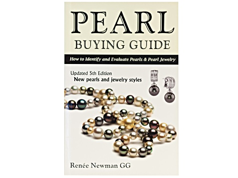 Pearl Buying Guide  5th Edition By Renee Newman Paperback