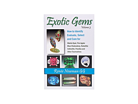 Exotic Gems Volume 3 By Renee Newman Paperback