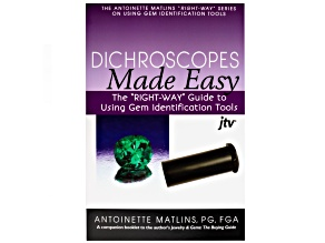 Dichroscopes Made Easy Pamphlet Antoinette Matlins