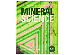 The 23rd Edition Of The Manual Of Mineral Science By Cornelis Klein. Hardcover.