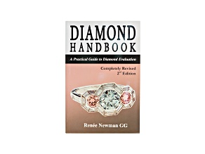Diamond Handbook: A Practical Guide To Diamond Evaluation 2nd Ed By Renee Newman Paperback