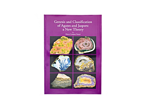 Genesis And Classification Of Agates And Jasper: A New Theory By Marco Campos-Venuti