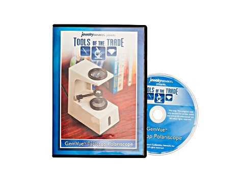 Tools Of The Trade Gemvue Tabletop Polariscope DVD