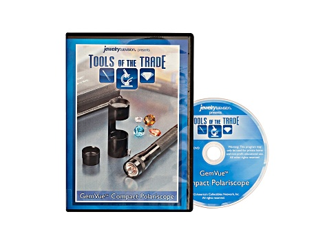 Tools Of The Trade Gemvue Polariscope With Case DVD