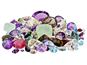 100.00ctw Mixed Facets